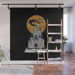 Fairytale Book Wall Mural