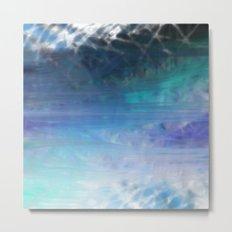 Fragment 14: Joy- Above, Below, Reflected, Refracted Metal Print