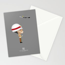 Honor Guard - KPQ Drill Stationery Cards