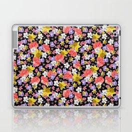 Floral Haze Laptop & iPad Skin