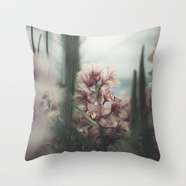 gods of gently Throw Pillow