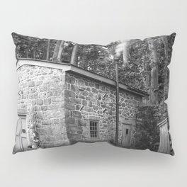Steam Engine House at Hagley Yard Powder Mill Delaware Pillow Sham
