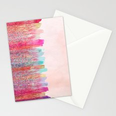 Chaos Over Simplicity Stationery Cards