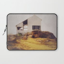 Once Upon a Time an Abandoned House Laptop Sleeve
