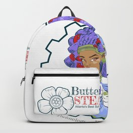 ButtercupSTEAM Locks Backpack