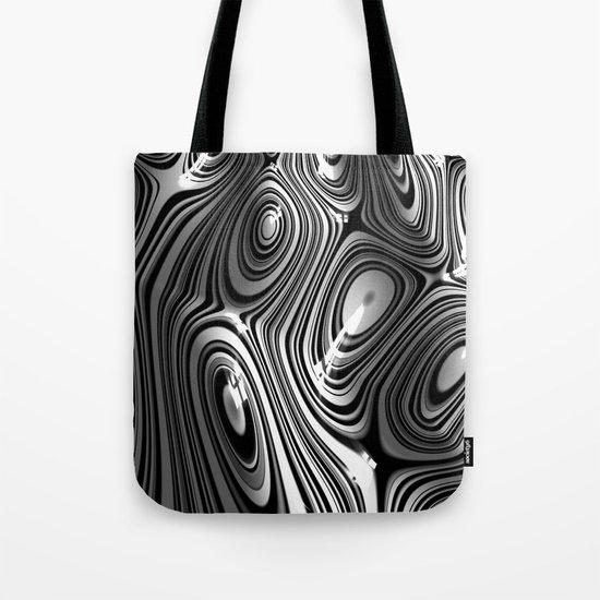 black#193 Tote Bag