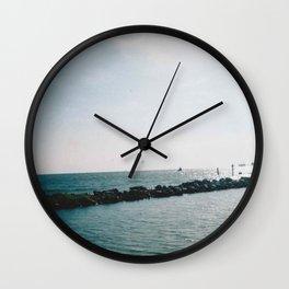 Dauphin Island Wall Clock