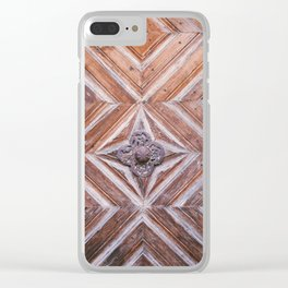 Bavaria Clear iPhone Case