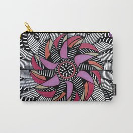 Mandala 009 Carry-All Pouch