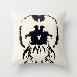 Gotham's Reckoning  Throw Pillow