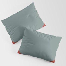 Mid Century Modern Vintage 14 Pillow Sham