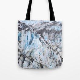 Glacier Bay National Park Alaska Wilderness Tote Bag