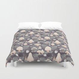 Forest Gnomes Duvet Cover