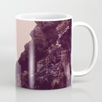 ripley Mugs featuring Ripley by Corentin Simon