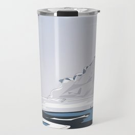 Vik Reynisfjara Black Sand Beach, Iceland Travel Mug