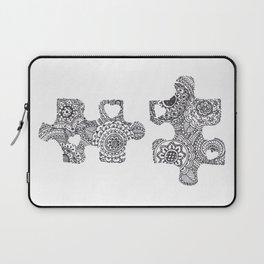 Puzzle Pieces Laptop Sleeve