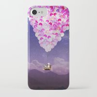 never stop exploring iPhone & iPod Cases featuring NEVER STOP EXPLORING IV by Monika Strigel