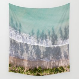 Turquoise water | Tropical travel photography | The Dominican Republic Wall Tapestry