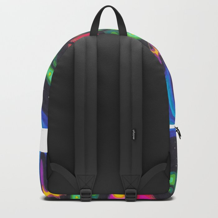 ebb and flow Backpack