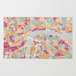 London map Rug