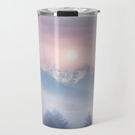 Pastel vibes 11 Travel Mug