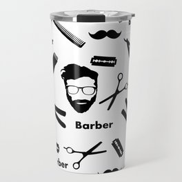 Barber Travel Mug