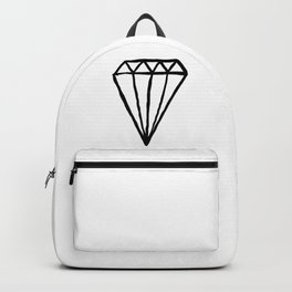 Big Rock Diamond Backpack