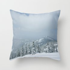 Winter day 19 Throw Pillow