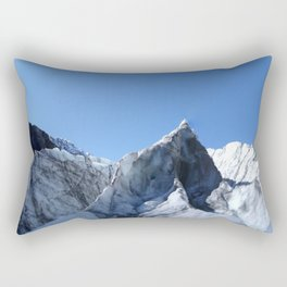 Glacier Sun Rectangular Pillow