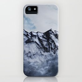 Mount Cook iPhone Case