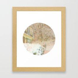 """""""Snow Drift"""" Framed Art Print"""