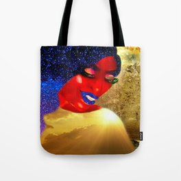 Ecstatic Queen Tote Bag
