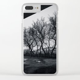 Tower view Clear iPhone Case