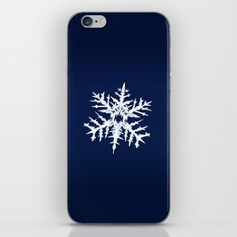 Evil Snow iPhone Skin