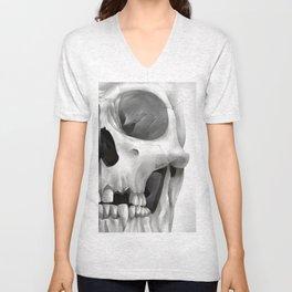 Skull 10 Unisex V-Neck