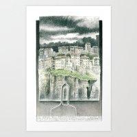 Memories Art Print