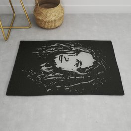 Layne Staley - Alice in Chains Rug
