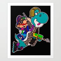 S90sW Art Print