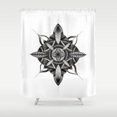 FLWR3 Shower Curtain