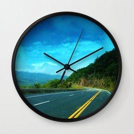 Road to Brandywine Wall Clock