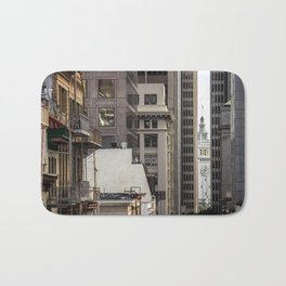 Embarcadero from Chinatown Bath Mat