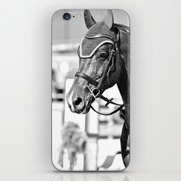 b&w classy design #collection II iPhone Skin