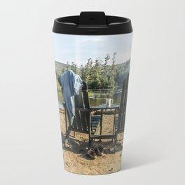 Adirondack Chairs Travel Mug