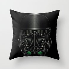 Star . Wars - Imperial Death Trooper Throw Pillow