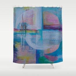 Quadrants of Consciousness Shower Curtain
