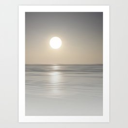 Ice Cold Ice Art Print
