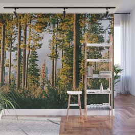 Into the Wild XVI Wall Mural