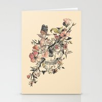 la Stationery Cards featuring La Dolce Vita by Norman Duenas