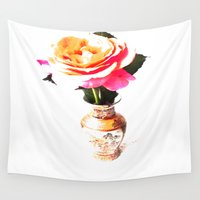 decorative Wall Tapestries featuring Decorative by Vitta