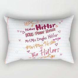 Penny Hartz Rectangular Pillow